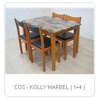 COS - KOLLY MARBEL ( 1+4 )